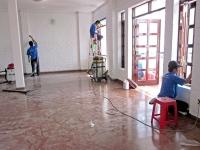 Dịch vụ vệ sinh sau khi xây dựng